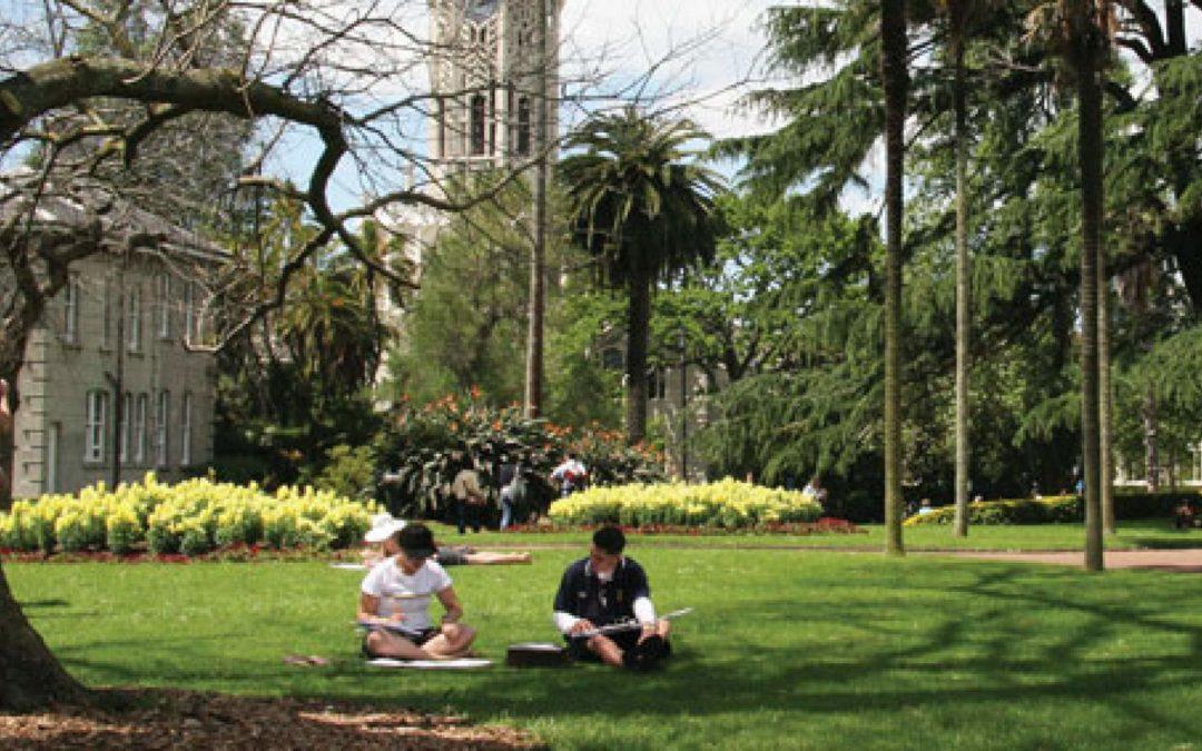 Una guía rápida para estudiar en la universidad en el extranjero